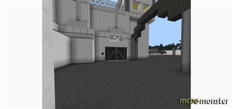 scp foundation universe map minecraft pe