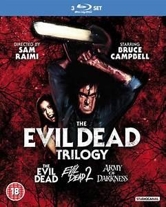 Evil Dead Trilogy Blu-ray Zavvi com