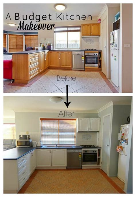 Kitchen Cabinet Makeover Ideas - mummy hearts money a cheap kitchen makeover