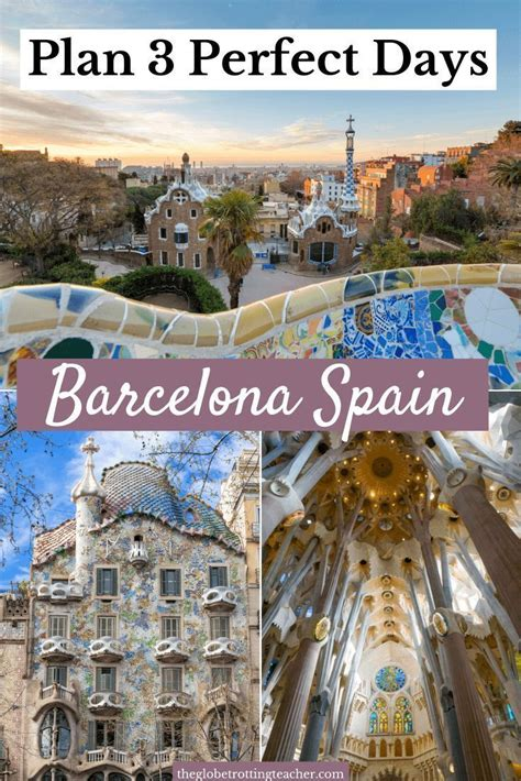 What to Do in Barcelona for 3 Days: A Complete Guide - The ...