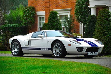 Jenson Button's old Ford GT is up for sale | Evo