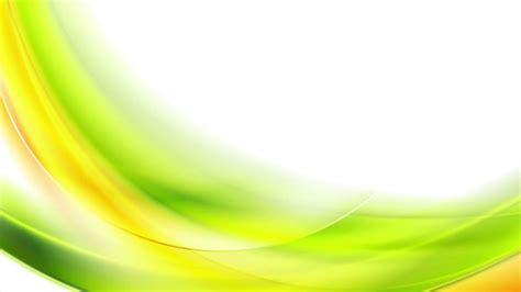 Background Orange And Green Wallpaper by Bright Green Orange Blurred Abstract Waves On White