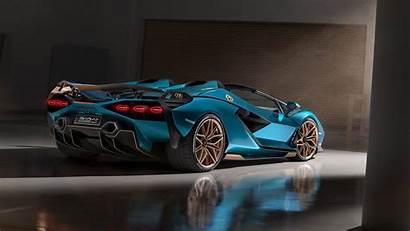 2021 Lamborghini Sian Roadster Supercars Wallpapers