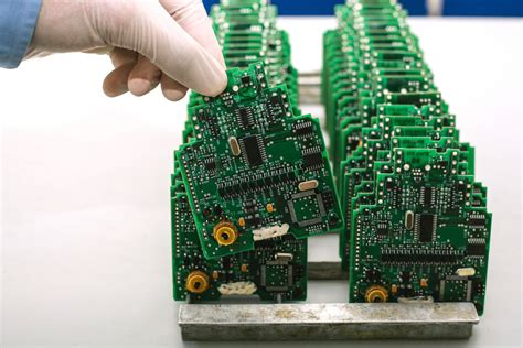 Proxy Manufacturing Electronics Contract