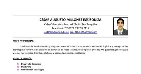 Eg Of Cv by Mi Personal Curriculum Vitae Por Logros