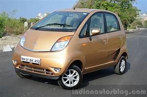 Tata Nano Twist  World Cheapest Car Tries To Get Hip  Move