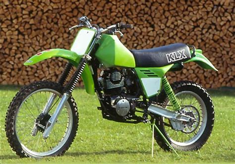 Kawasaki Klx 2501979 by Hubert Gass Offroad Chion Ein Portrait Winni Scheibe