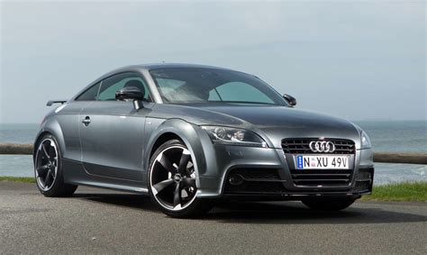 audi tt coupe   competition package adds sports flair