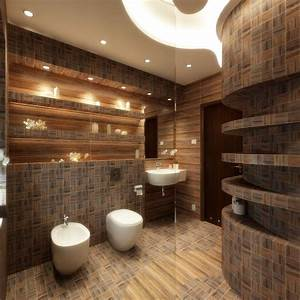 Wall designs for bathrooms : Stone for bathroom walls decobizz