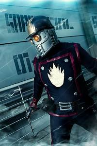 Love this Star Lord cosplay. The comic book version is so ...