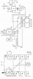 3 Phase Ac Motor Speed Control  U2013 Electronic Circuit Diagram