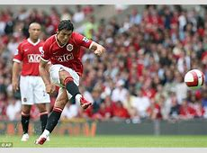 Manchester United signed Cristiano Ronaldo ten years ago