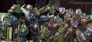 Combaticons (Team) - Comic Vine