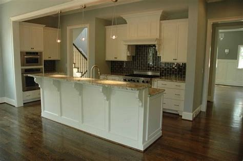 kitchen island with raised bar kitchen w raised bar island becky would like the 8261