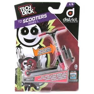 decks tech deck scooter
