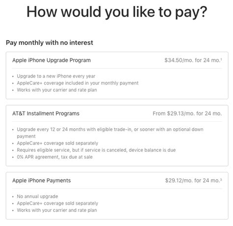 apple iphone payment plan apple iphone payments is for who wireless carriers