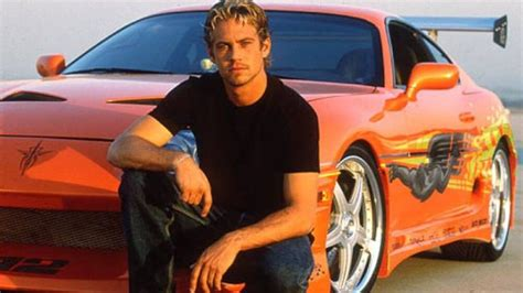 Paul Walker's Cars in the Fast and the Furious Movies