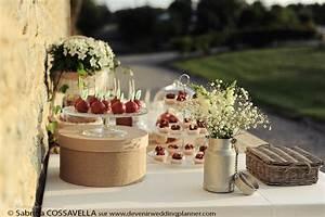 Table Mariage Champetre : mariage champ tre wedding pinterest buffet mariage ~ Melissatoandfro.com Idées de Décoration