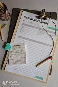 Geld Und Haushalt De Haushaltsbuch : die besten 17 ideen zu haushaltsbuch vorlage auf pinterest ~ Lizthompson.info Haus und Dekorationen