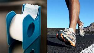 Cheap Tape May Keep Blisters Off Runners' Feet | Everyday ...