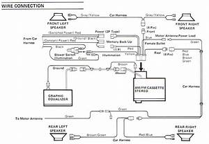 Clarion Cx501 Wiring Harness Diagram