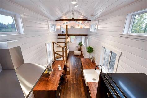 Custom 34' Loft Edition by Mint Tiny Homes   Tiny Living