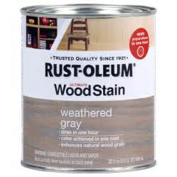 Oak Interior Doors Home Depot Shop Rust Oleum Ultimate Wood Stain 32 Fl Oz Weathered Gray Based Interior Stain At Lowes
