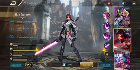 arena  valor news awc match ups sith butterfly