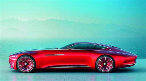Futuristic Electric Concept Cars
