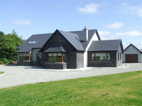 single storey dwelling openplan architectural design tralee kerry ireland