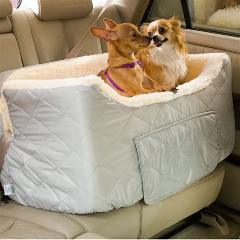 best orthopedic beds for large dogs snoozer large lookout ii pet car seat buddy