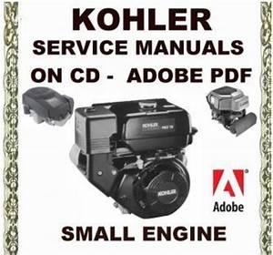 Kohler Twin Cylinder Engines Service Manual  Kohler  Free Engine Image For User Manual Download