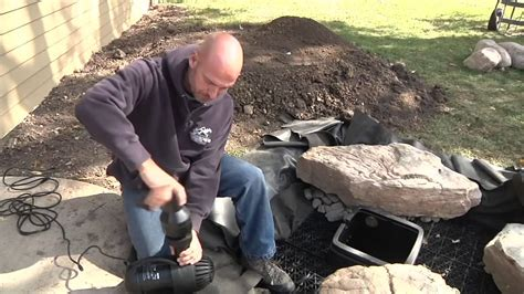 Aquascape Pondless Waterfall by Aquascape S New How To Build A Pondless 174 Waterfall Pond