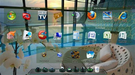 theme de bureau theme de bureau gratuit windows 7