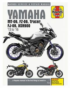 45 95 Haynes Repair Manual For Yamaha Fj
