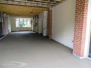 What do i do once the screed is laid csc screeding for Floor screed drying times