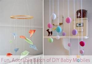 kitchen decorating ideas for apartments a adorable batch of diy baby mobiles