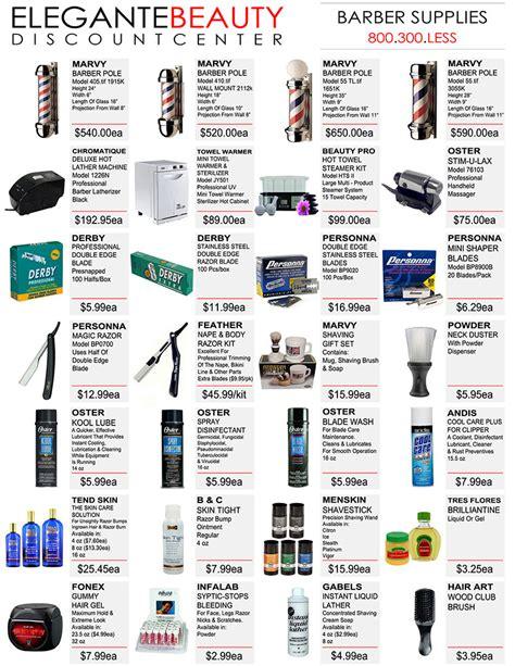 catalog elegante beauty supply los angeles ca beauty