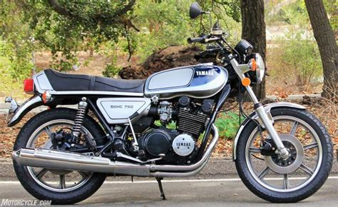 1977 Yamaha Xs750 Review (of Sorts