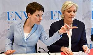 Europe's Far Right uses female leaders to win female votes ...
