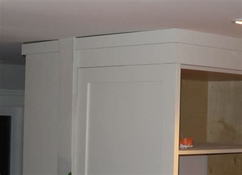 how to install kitchen cabinets on uneven walls how to put crown molding on uneven ceiling mail cabinet 9770