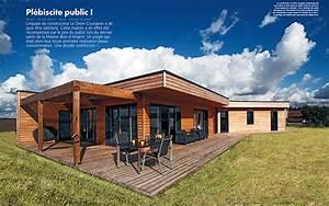 Les Constructeur De L Extreme Maison En Bois : pl biscite public ~ Dailycaller-alerts.com Idées de Décoration