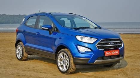 Ford EcoSport 2018 1.5 Petrol Manual Titanium - Price ...