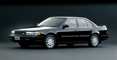 nissan sport 1990 curbside classic 1990 nissan maxima gxe the four door