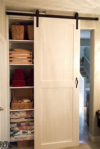 Sliding barn door options time to build for Barn door examples