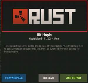 Rust server maxplayers | is its a massive mmo with thousands