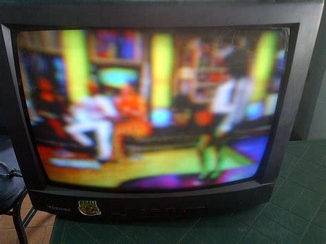 solucionado falla en imagen tv toshiba cf19f22 yoreparo