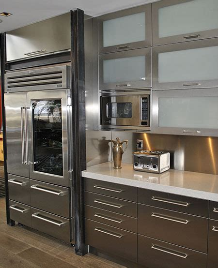 stainless steel kitchen cabinets cabinet doors