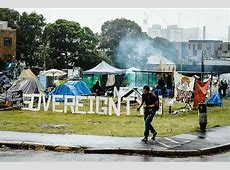 Redfern Tent Embassy claims victory with Aboriginal