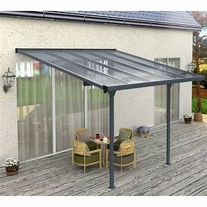 Toit Terrasse Aluminium : pergola adoss e ajustable toit de terrasse en alu 3 05x3 ~ Edinachiropracticcenter.com Idées de Décoration